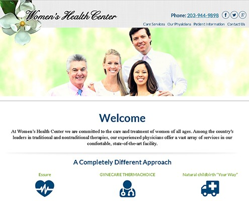 CT Web Design in Shelton CT