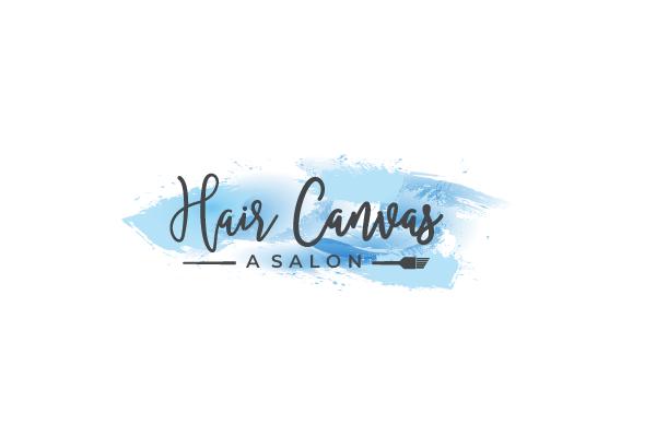 hair canvas logo
