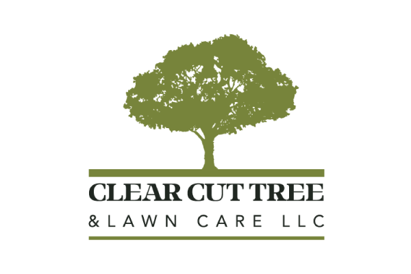 clear cut tree logo